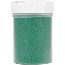 Jar colored sand 230g - Dark green n°5