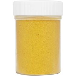 Jar colored sand 230g - Yellow ochre n°9