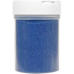 Jar colored sand 230g - Blue n°23
