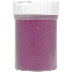 Jar colored sand 230g - Burgundy n°24