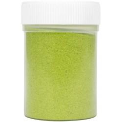 Jar colored sand 230g - Light green n°27