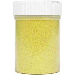 Jar colored sand 230g - Yellow n°33