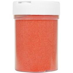 Jar colored sand 230g - Intense orange n°34