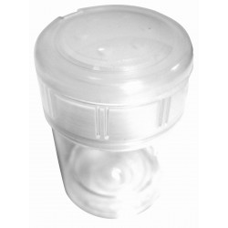 Empty shaker bottle for colored sand 45g
