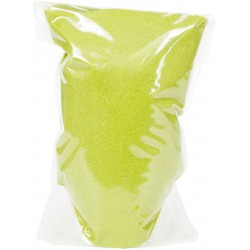 BAG 1KG LIGHT OLIVE  SAND N°27