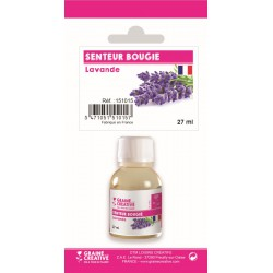 CANDLE SCENT 27 ML - SKIN PACK - LAVENDER