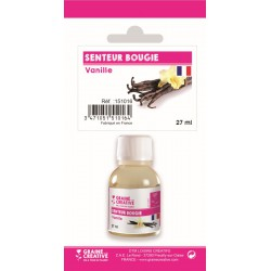 CANDLE SCENT 27 ML -  SKIN PACK - VANILLA