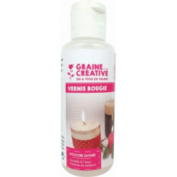 VARNISH FOR CANDLE - 50ML