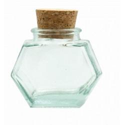 Glass pot to encrier 40ml - 60mm
