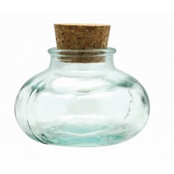 GLASS BOTTLE - CALABASH