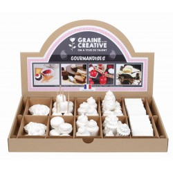 Display rack - Plaster sweets 420mm x 290mm x 40mm (62 pcs)