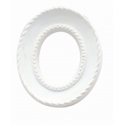 1 FRAME CAST : OVAL WITH ROPE