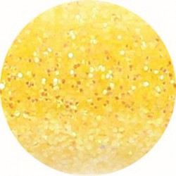 Glitters bio & ultra fine tube 2,7g - Yellow