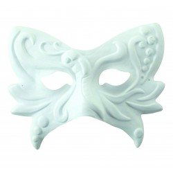 1 LARGE BUTTERFLY MASK WITH NOSE