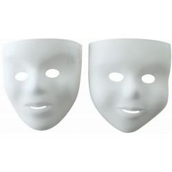 """1 """"BOY/GIRL FACE"""" THIN MASK (assortment 5G+5B)"""
