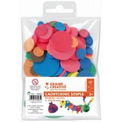 Pack of pre-cut foam circles (210 pcs)