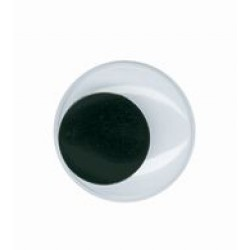 Wiggle eyes 5mm (20 pcs)