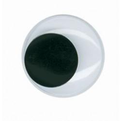 Wiggle eyes 9mm (20 pcs)