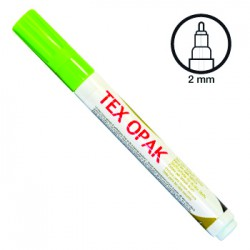 Felt pen for fabric - Matt light green