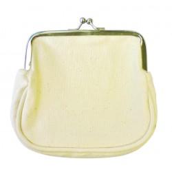 Cotton wallet 120mm x 120mm