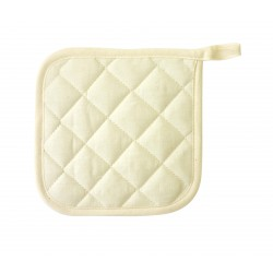 Oven glove in cotton 170mm x 170mm x 5mm