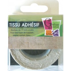LINEN ADHESIVE TAPE 15mmx2.5m