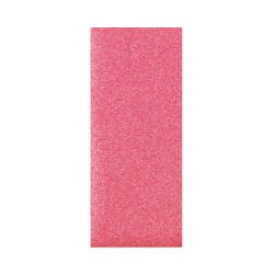 Thermo-Adhesive fabric 150mm x 200mm - Glitter pink