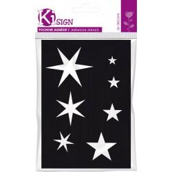 STAR ADHESIVE TRANSFER