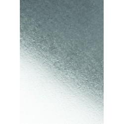 Thermo-Adhesive fabric 150mm x 200mm - Metallic silver