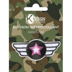 Iron badge - Aviator