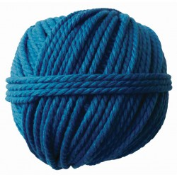 Cotton 2,5mm x 50m - Blue