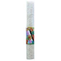 SISAL ROLL 100X50mm WHITE