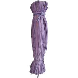 Natural Raffia 50g - Purple