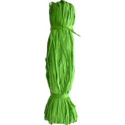 Natural Raffia 50g - Dark spring green