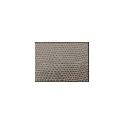 Pellaq Lizard 200g 68,5cm x 100cm - Medium grey