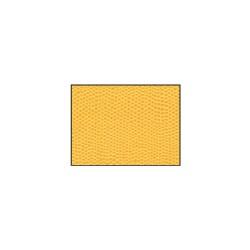 Pellaq Lizard 200g 68,5cm x 100cm - Gold yellow