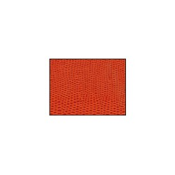 Pellaq Lizard 200g 68,5cm x 100cm - Orange