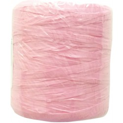 SYNTHETIC RAFFIA  125G PINK 157