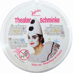 FACE POWDER Pot 25 g WHITE