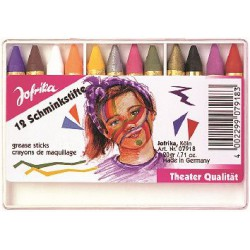 PACK OF 12 ASSORTED COLOURED PENCILS