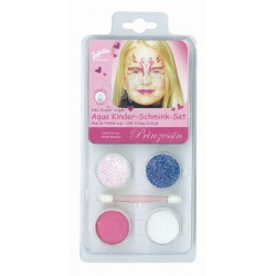 PRINCESS FACE-PAINT KIT