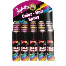 Display hair sprays - Ass. colours (30 pcs)