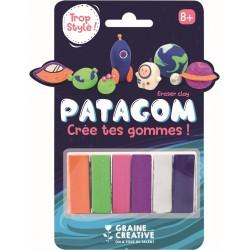 Patagom blister 6  x 25g - Cosmos