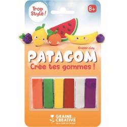 Patagom blister 6  x 25g - Fruit