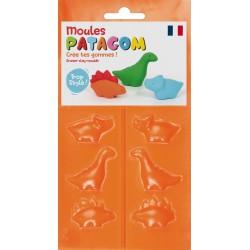 Patagom mould 22,5cm x 12cm - Dino