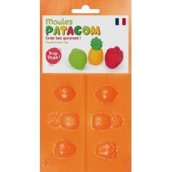 Patagom mould 22,5cm x 12cm - Fruit