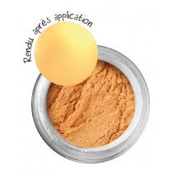 Powder effect metal 8g - Gold