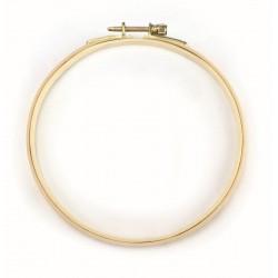 Embroidery hoop wood Ø100mm