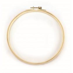 Embroidery hoop wood Ø150mm