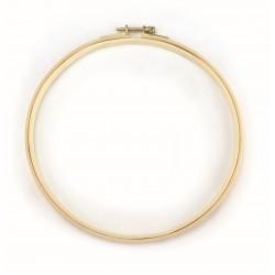 Embroidery hoop wood Ø250mm